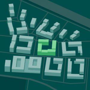 Lageplan Baufeld 10 Wasserstadt Limmer
