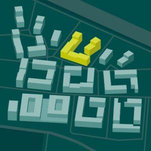 Lageplan Baufeld 4-5 Wasserstadt Limmer