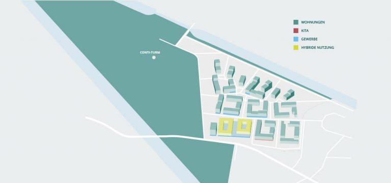 Projektentwicklung Wasserstadt Limmer
